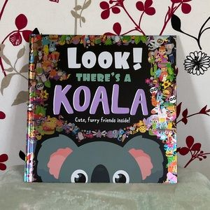 Look! There's a Koala book by Nicola Anderson (Artist) $15 🐨